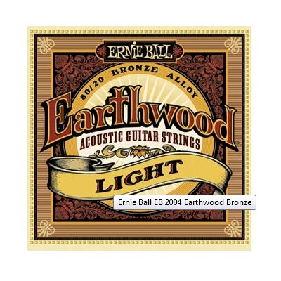 Ernie Ball 2004 Earthwood Bronze - Corzi chitara