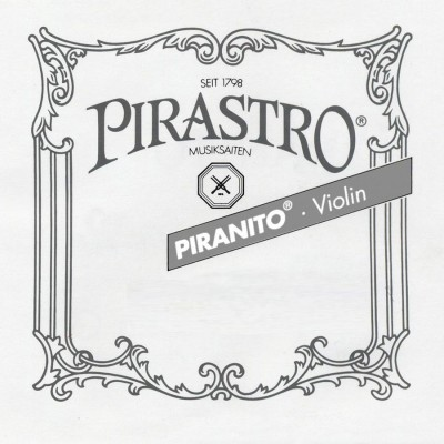 P615000 Pirastro Piranito violin string set